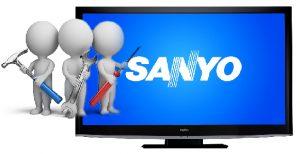 Bảo hành tivi Sanyo