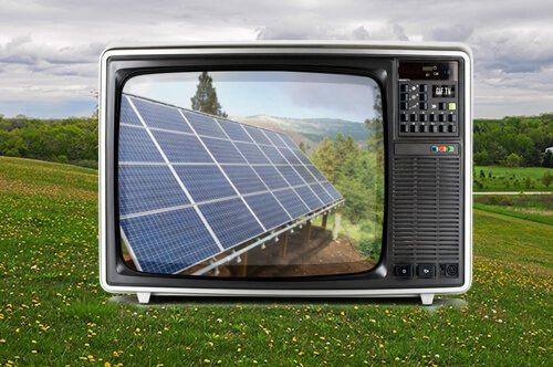 sử dụng tivi tiết kiệm điện