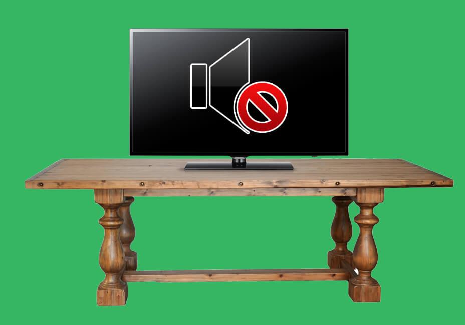 tivi bị mất hình hoặc mất tiếng