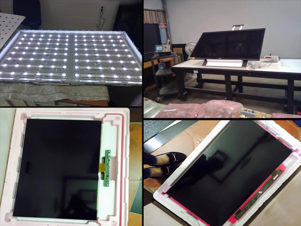 Dịch vụ sửa tivi led tại Hà Nội có thể sửa chữa bất cứ loại màn hình nào