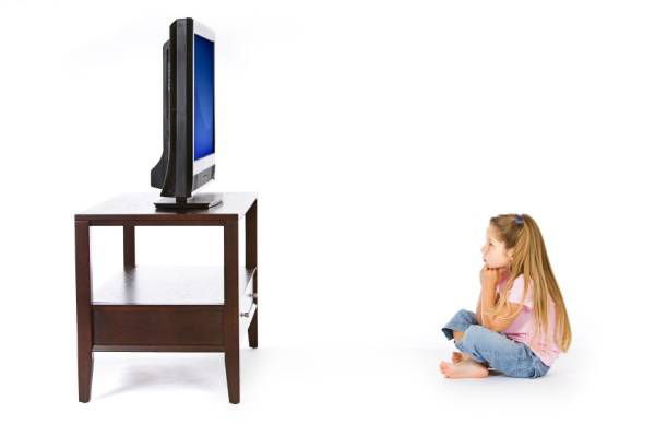 hau qua khi xem tivi nhieu