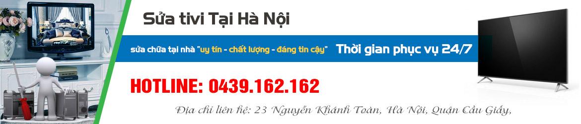 Sửa tivi tại Hà Nội